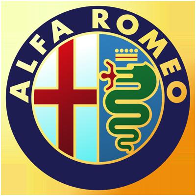 אלפא רומאו לוגו